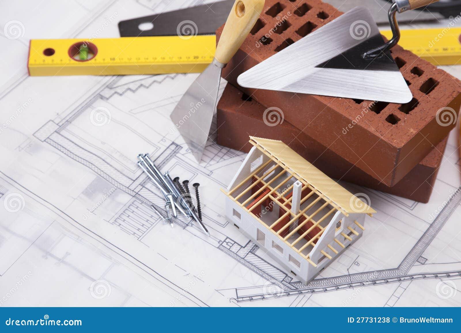 Gebäude und Baugeräte mit Hauptbetriebsart