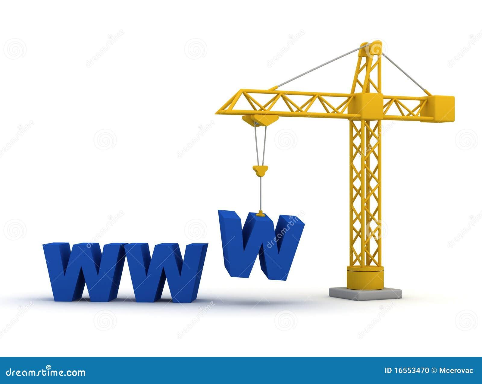 Gebäudeweb site
