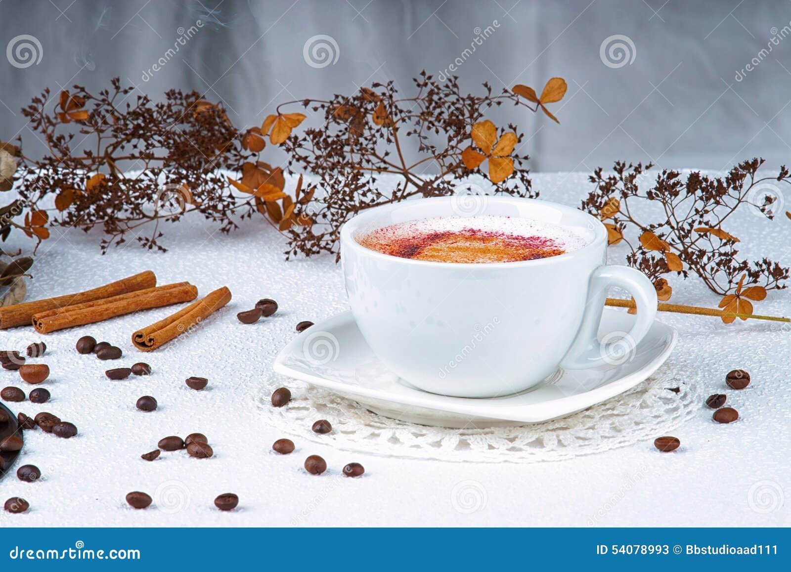 Gebeëindigde Cappuccino s