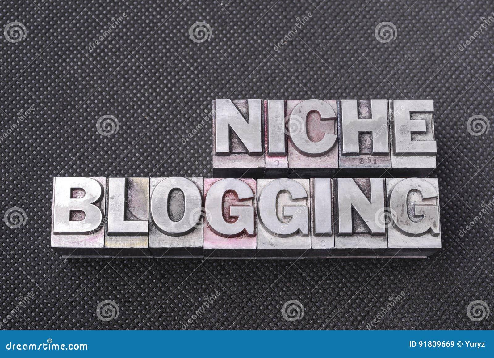 Gebied die BM blogging