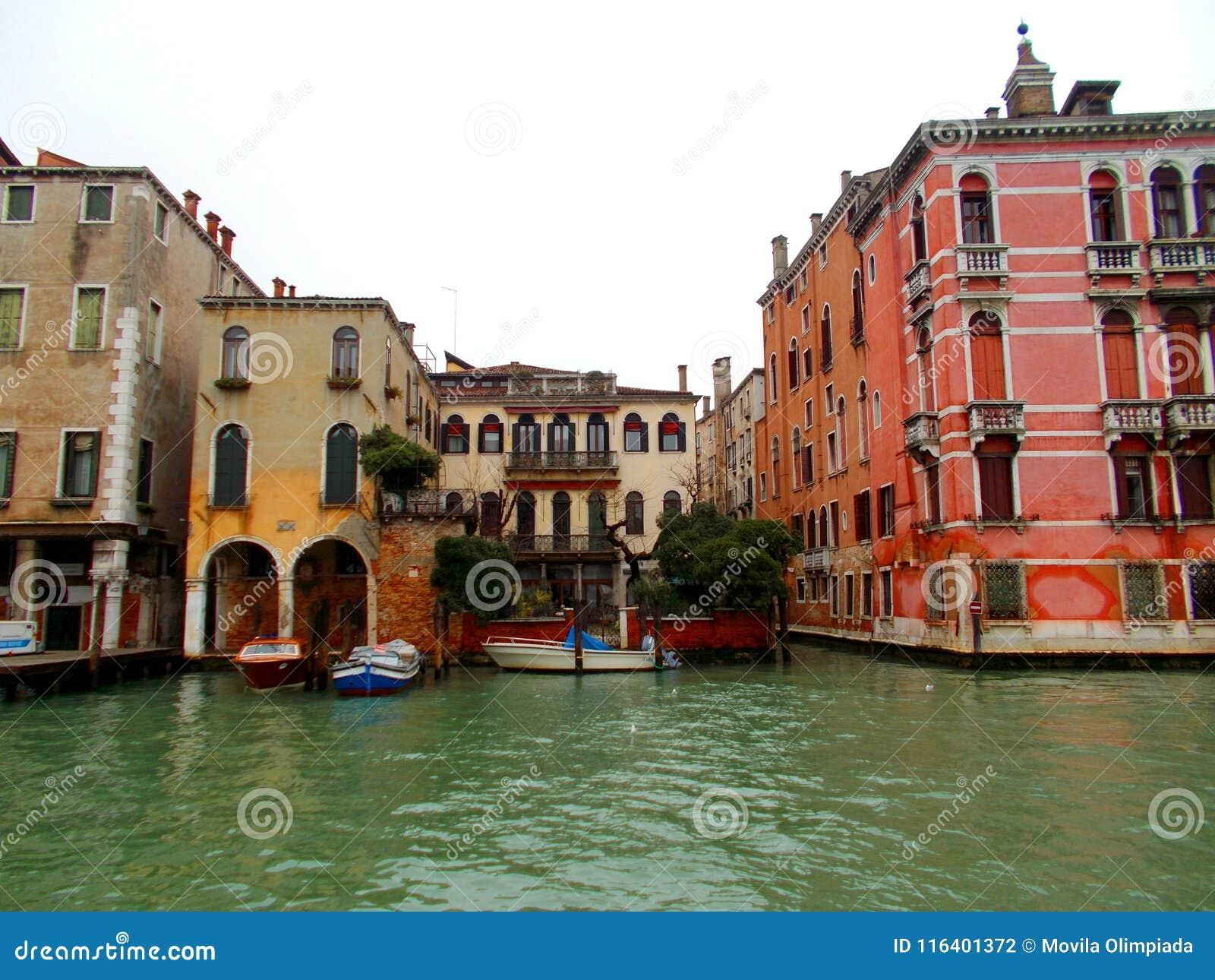 Gebouwen in Italië