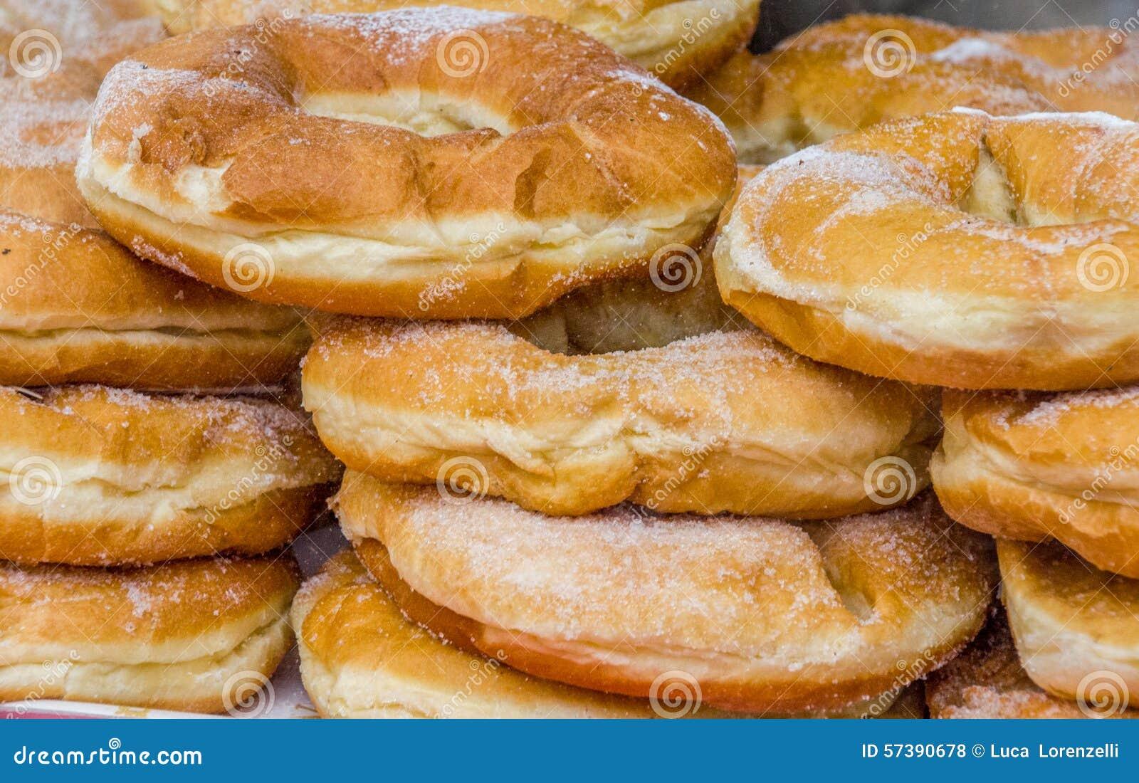 Gebraden gebakjes