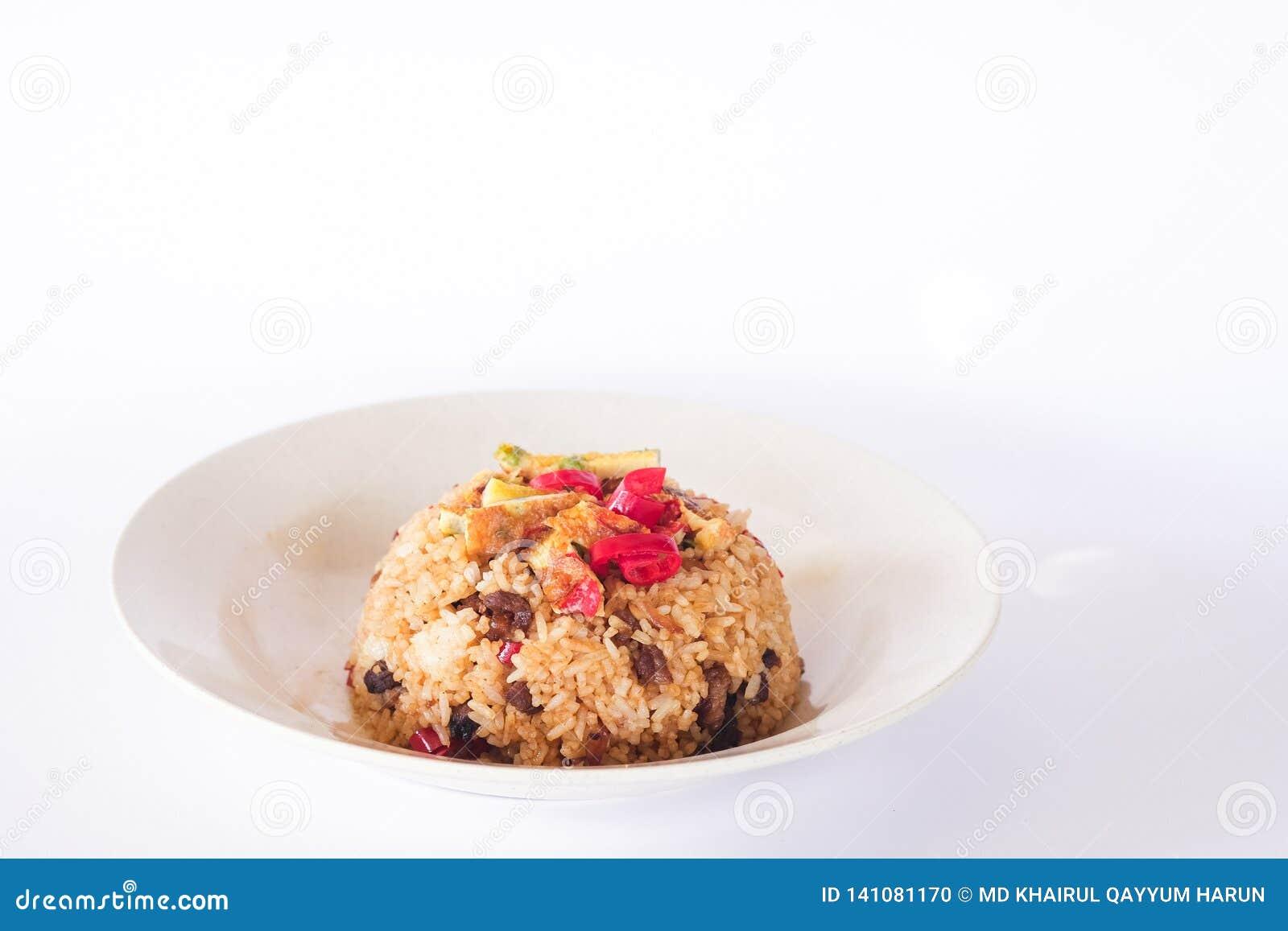 Gebraden rijst