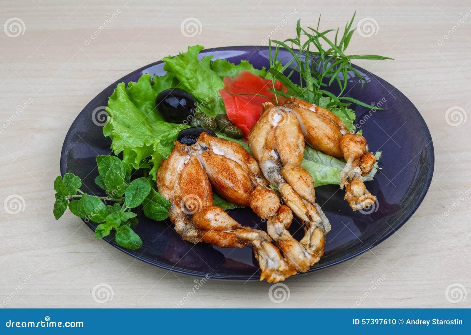 Gedmpfte Froschschenkel Stockfotos – 132 Gedmpfte Froschschenkel ... | {Französische küche froschschenkel 89}