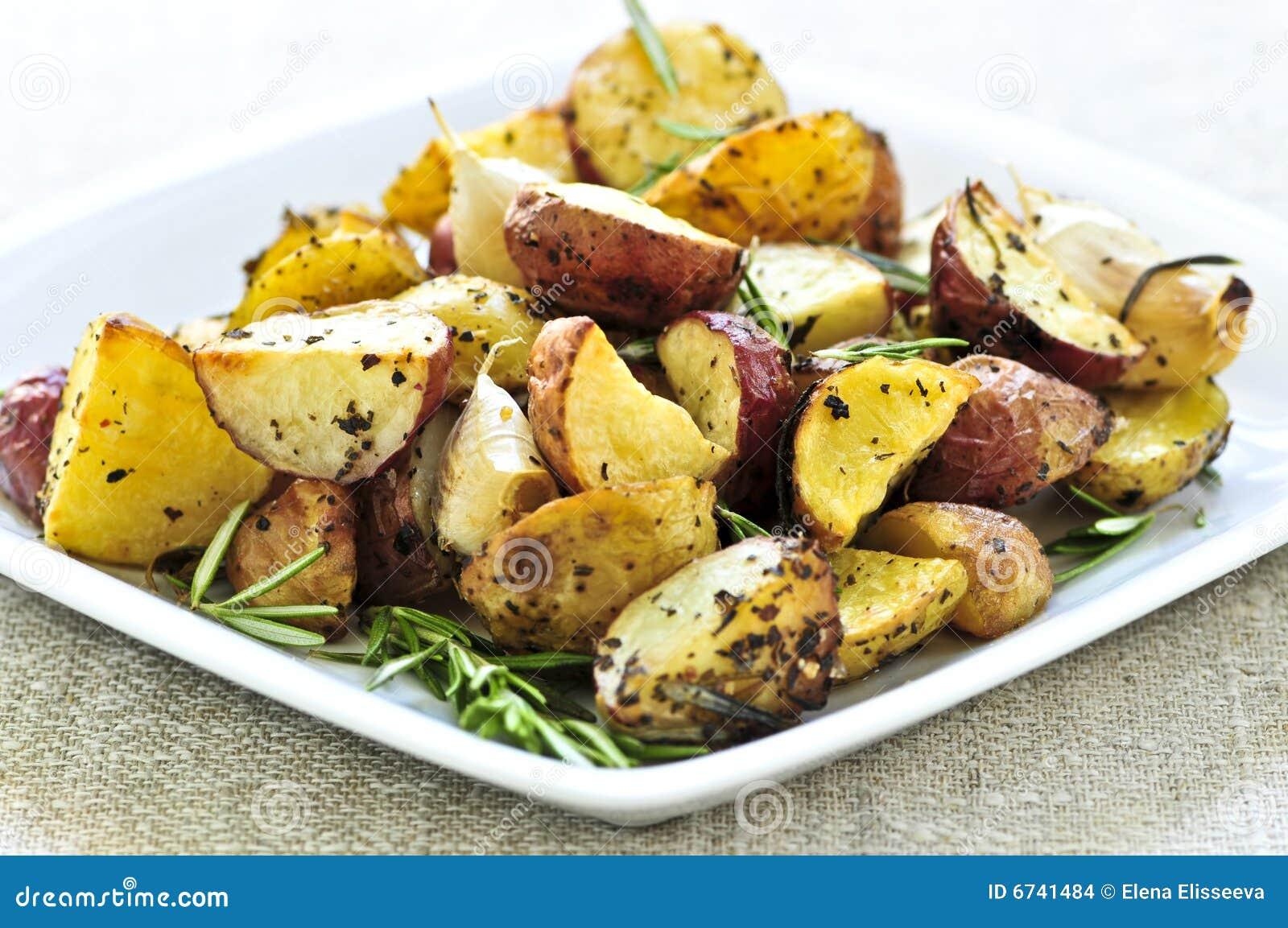 Gebratene Kartoffeln