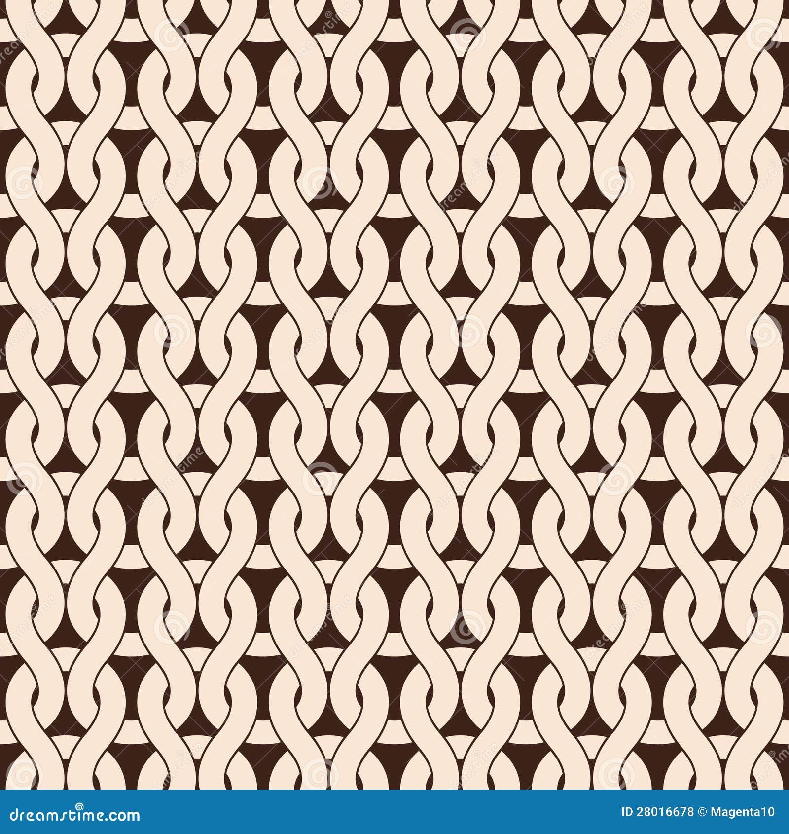 Gebreid patroon