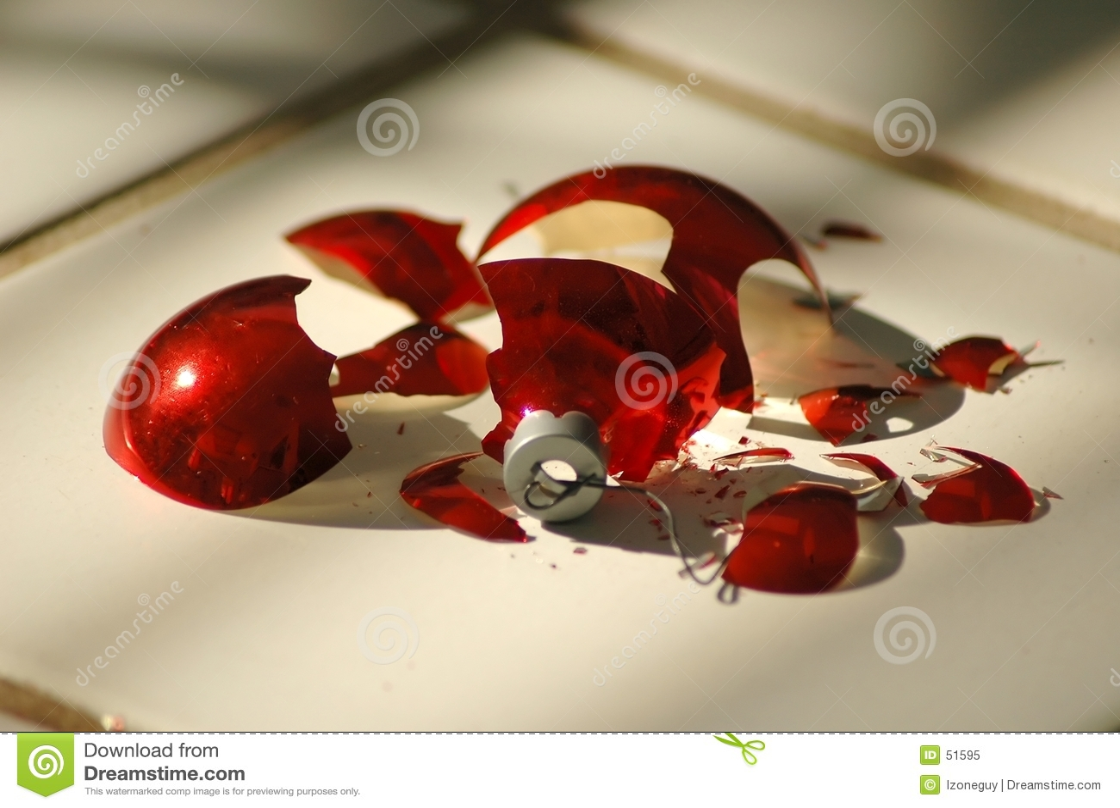 Gebroken Ornament Twee