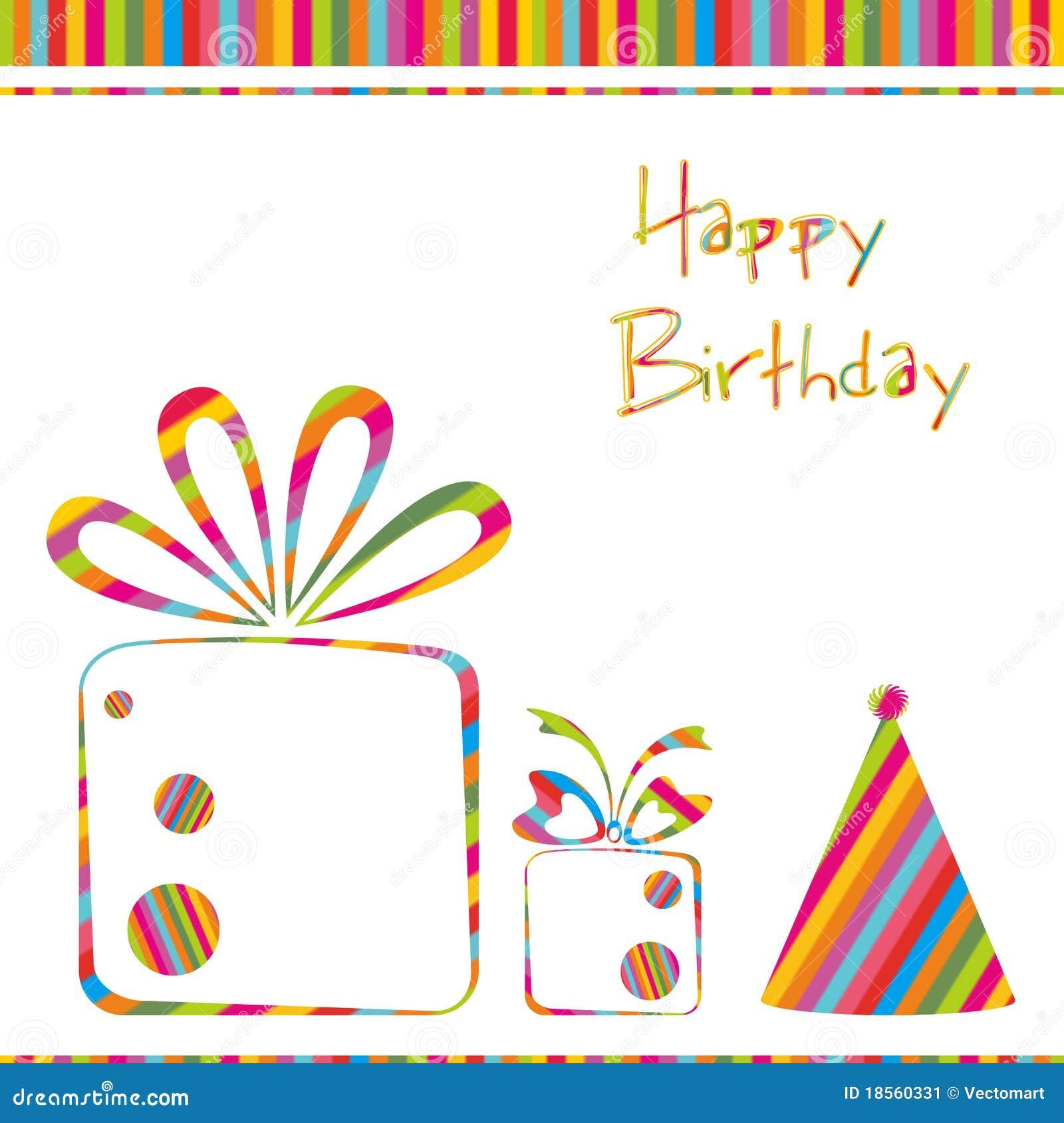 Geburtstag Karte