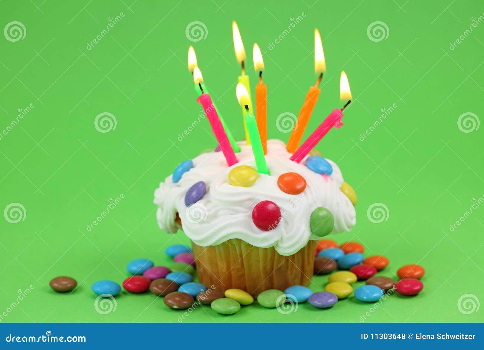 Geburtstagkuchen