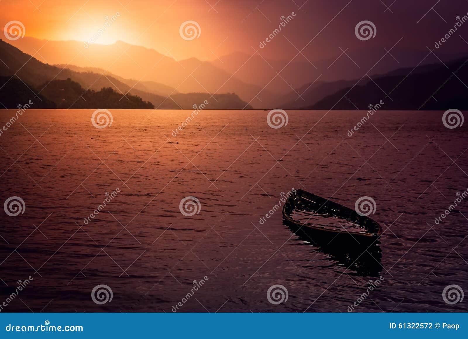 Gedaalde Boot