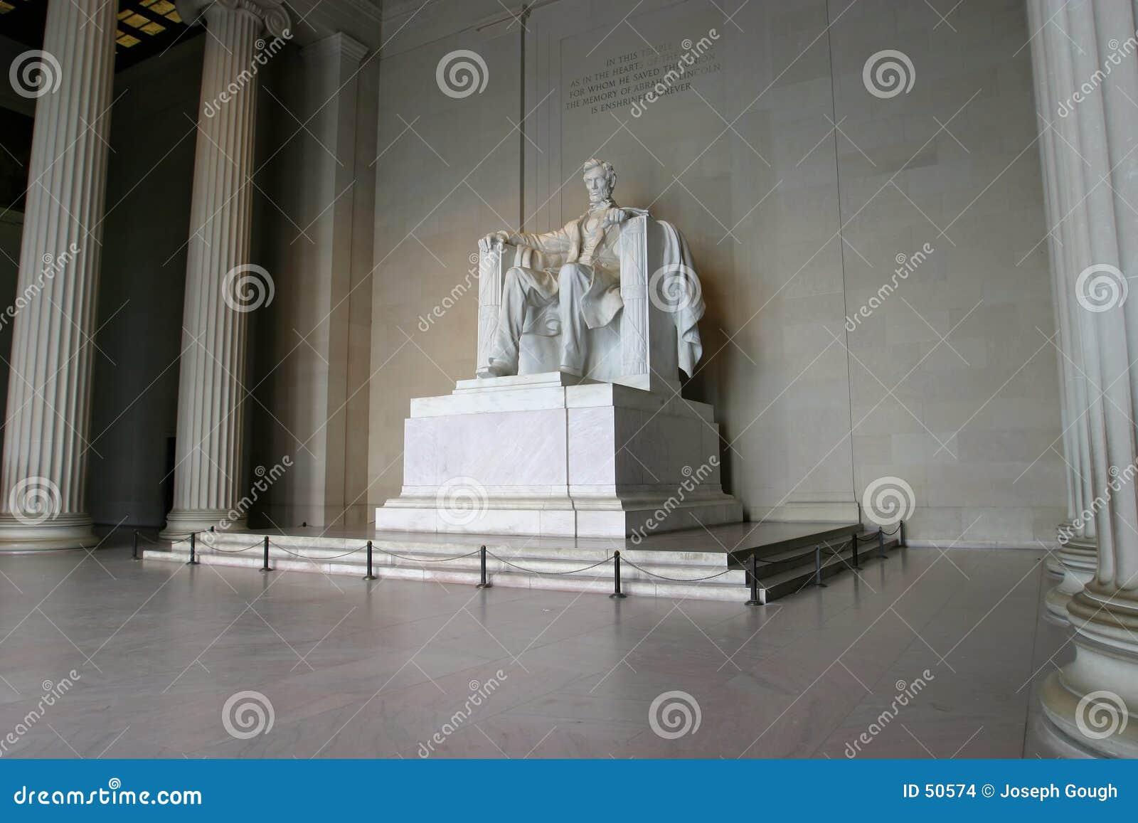 Gedenkteken 2 van Abraham Lincoln