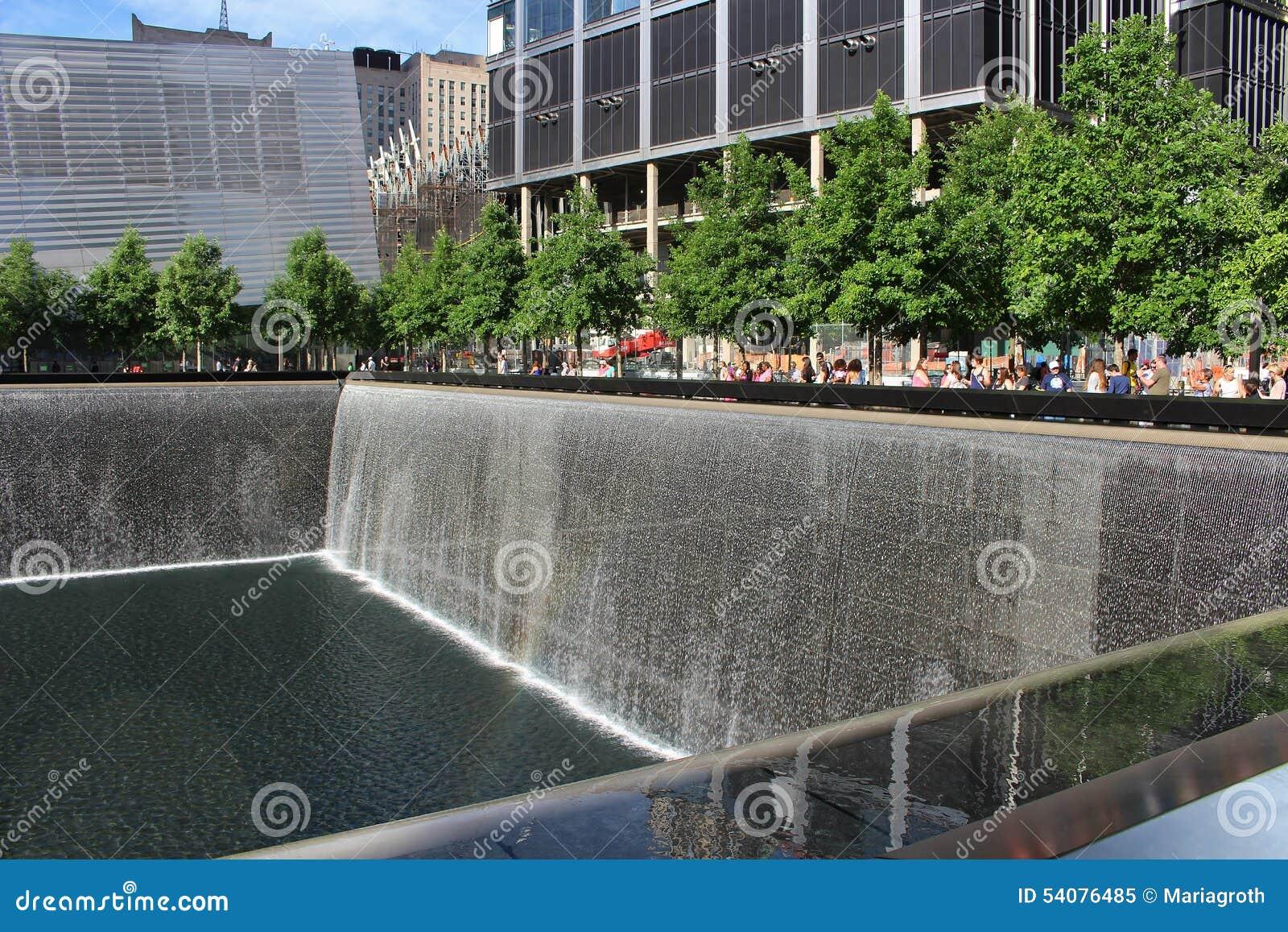 9/11 Gedenkteken, New York