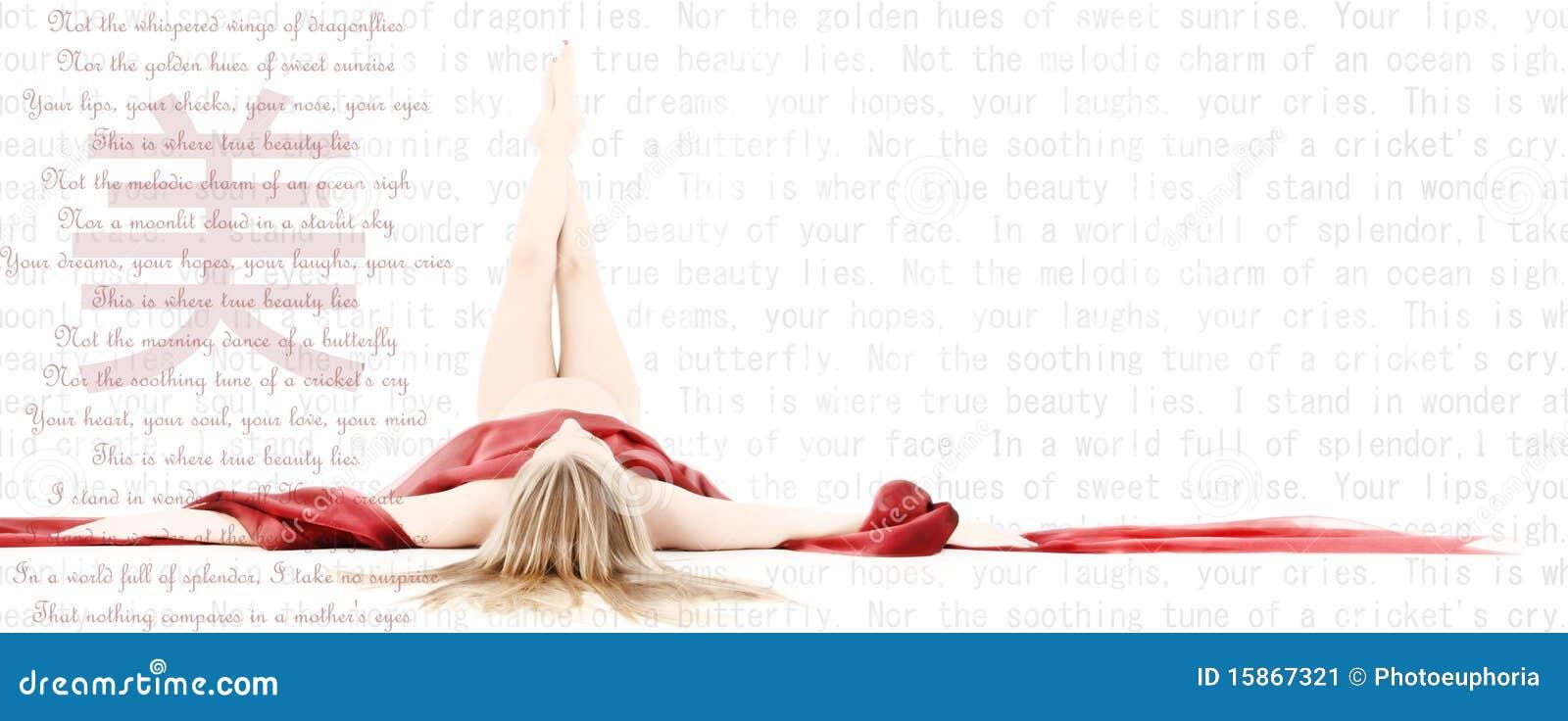 Gedicht Des Mutter Stockbild Bild Von Erwartung Jung