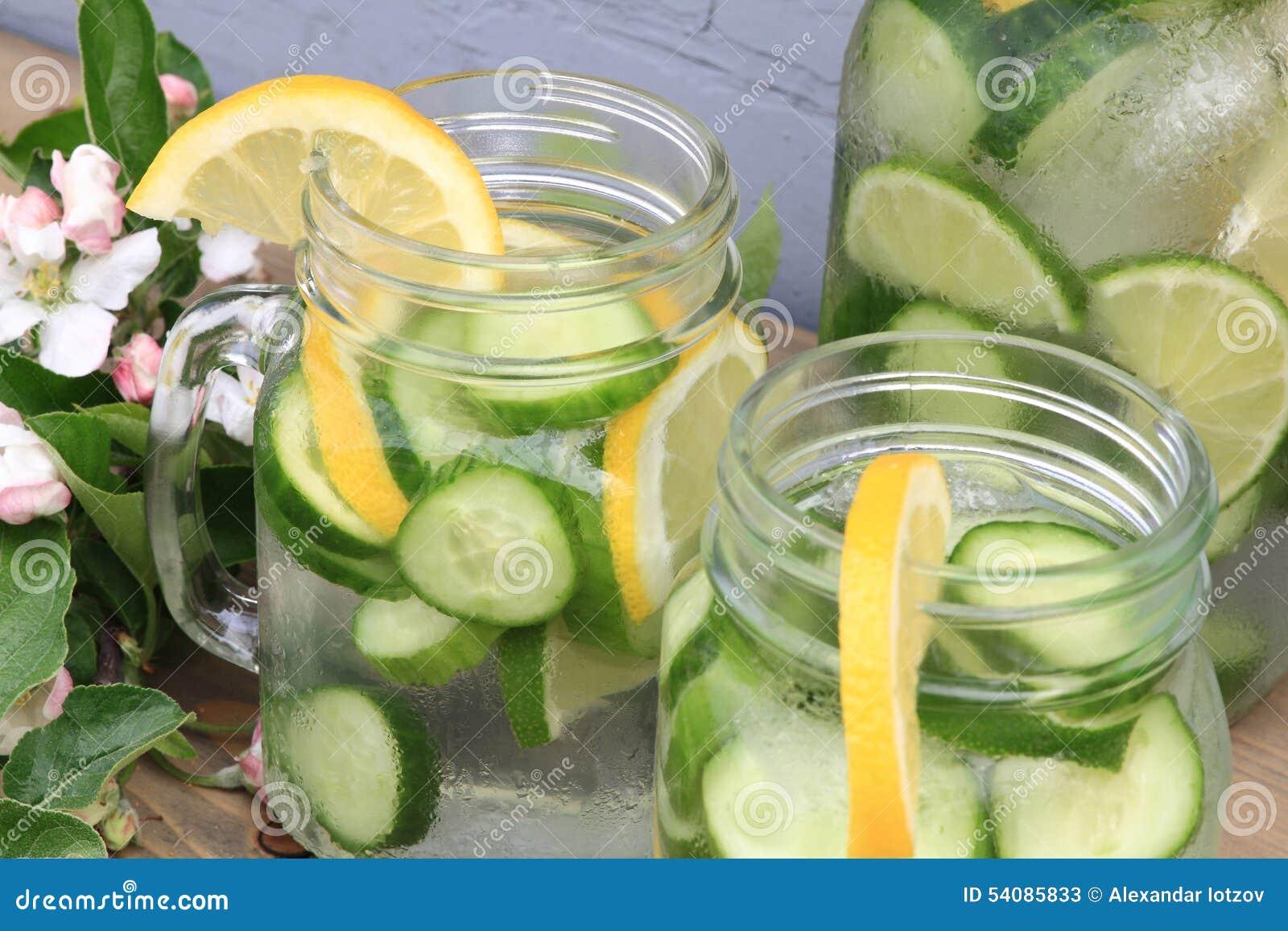 Gediend natuurlijk Op smaak gebracht Komkommerwater