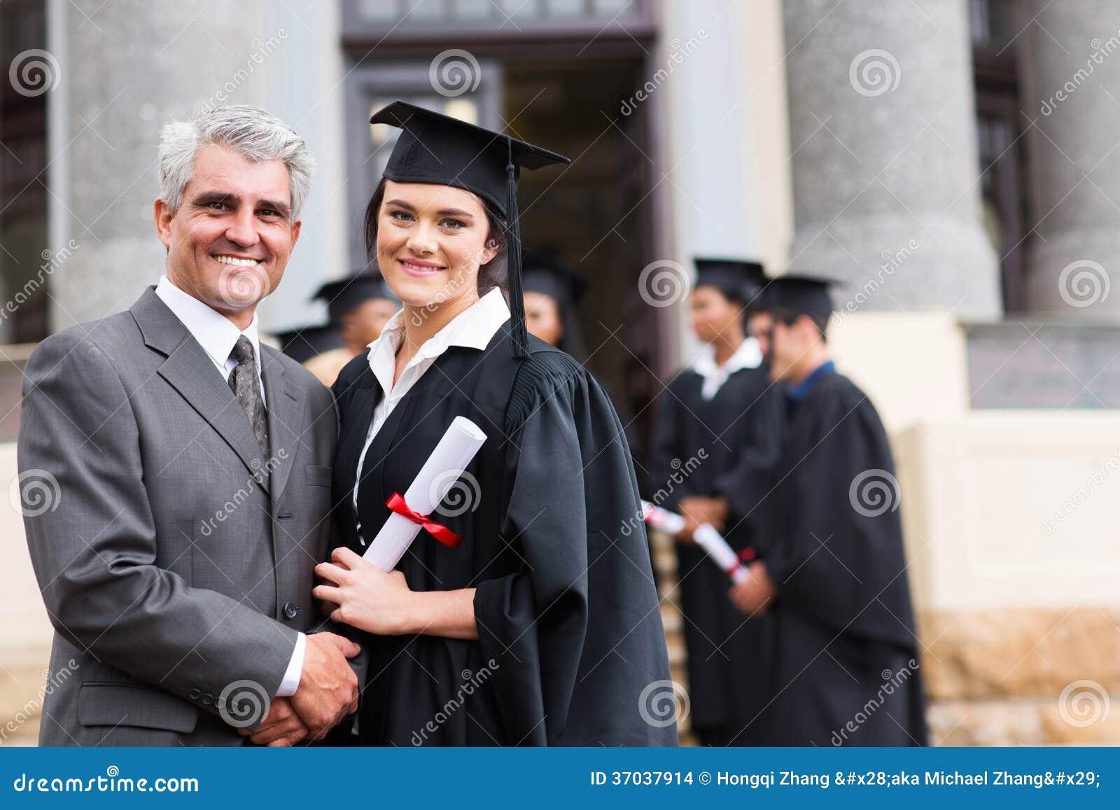 Gediplomeerde en vader