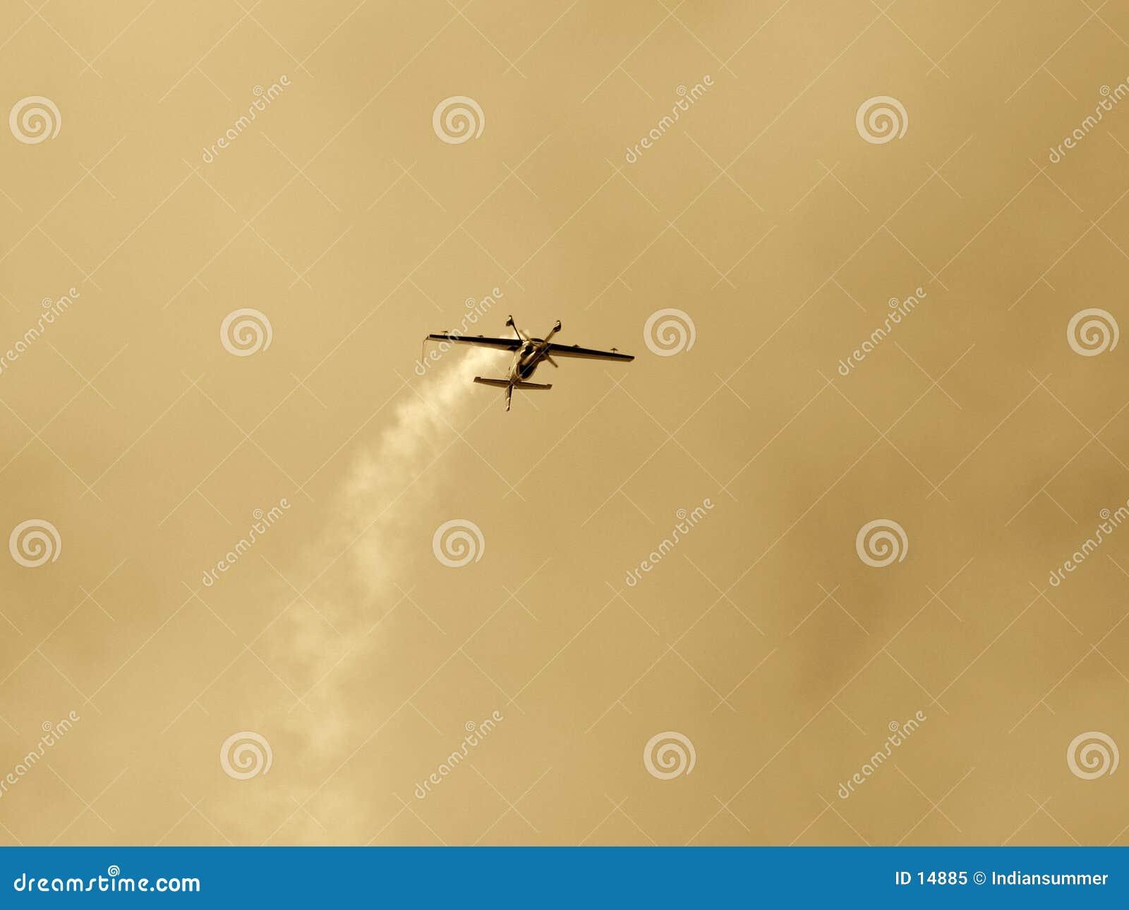 Gedreht Flugzeug II