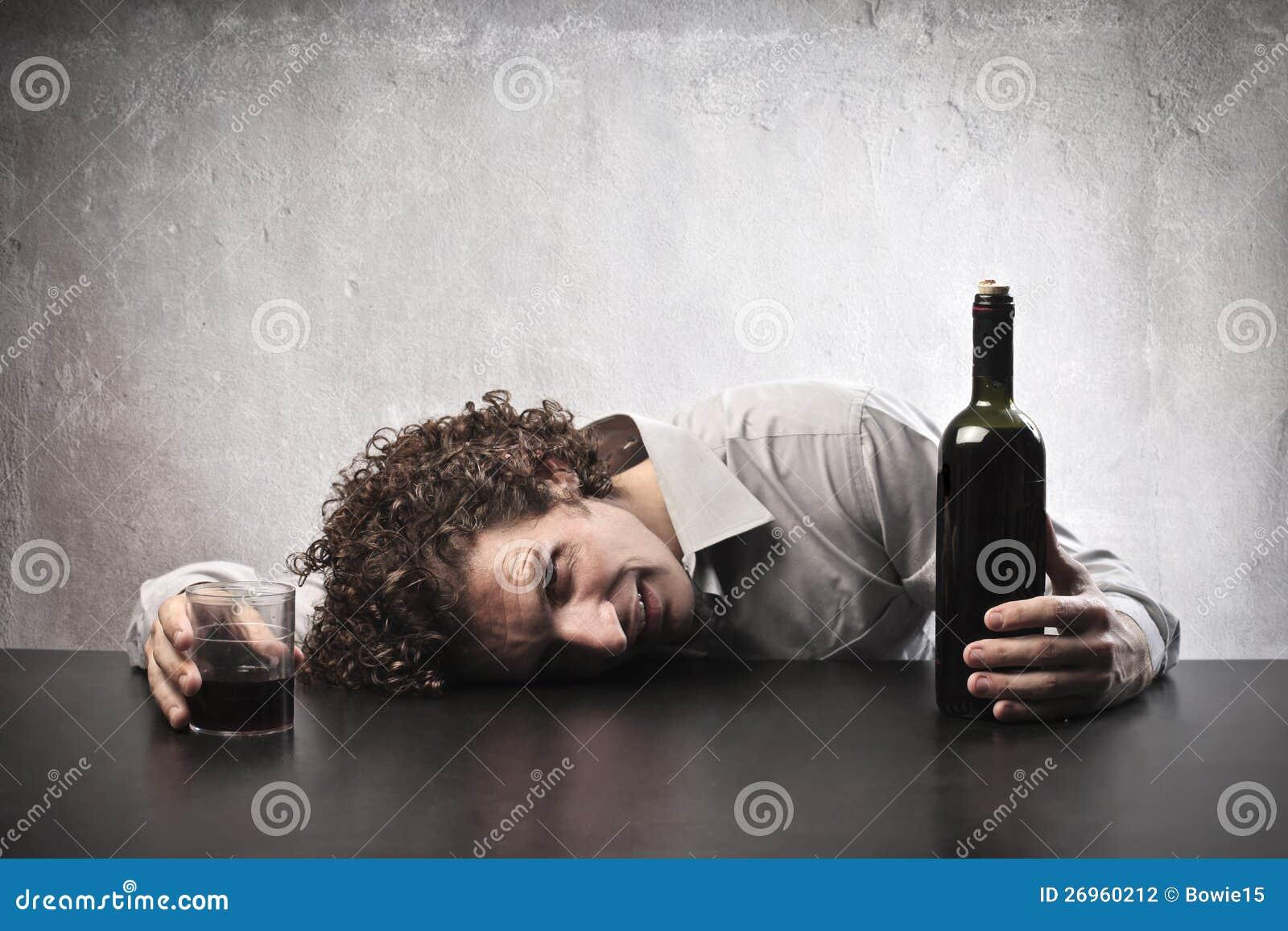 Gedronken met Wijn