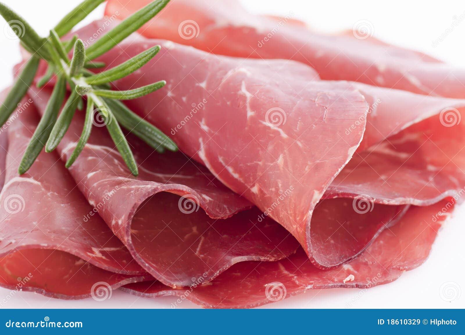 Gedrukt Vlees