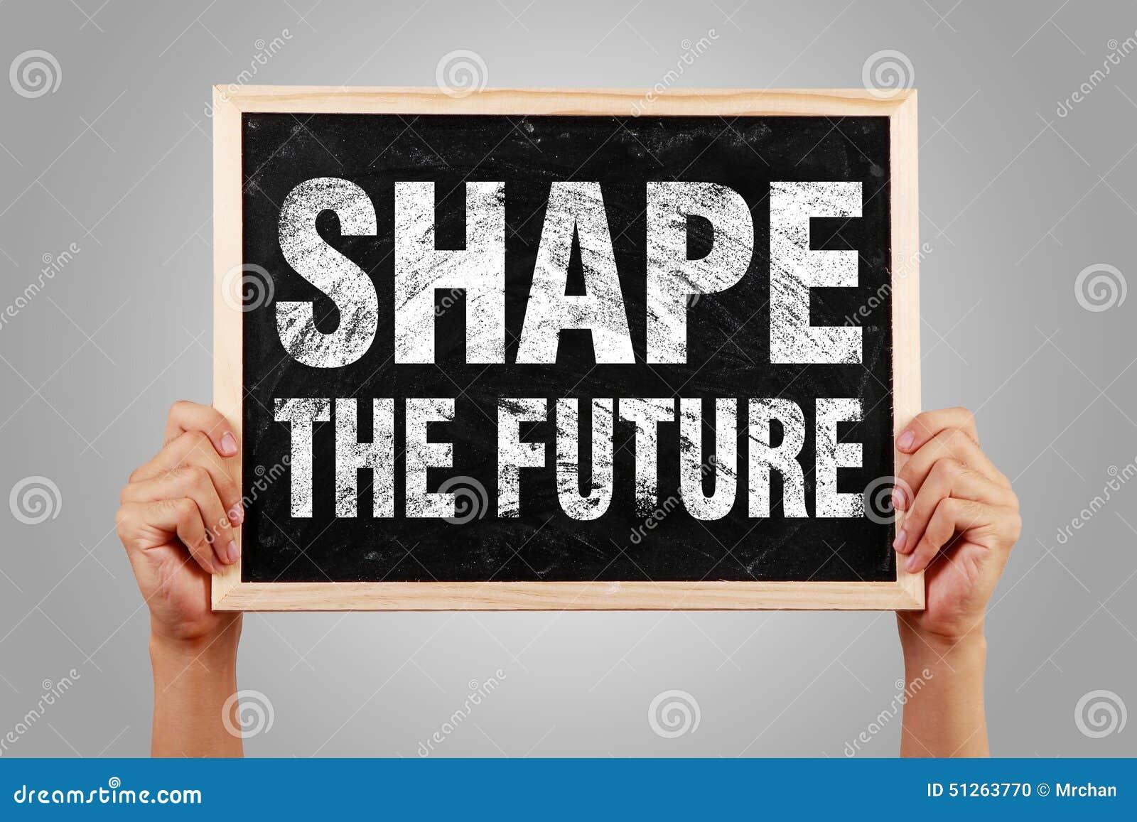 Geef de toekomst gestalte