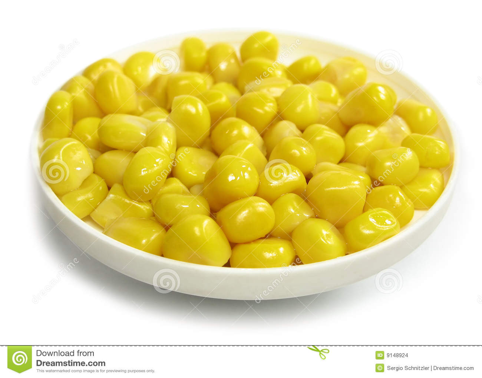 Geel graan