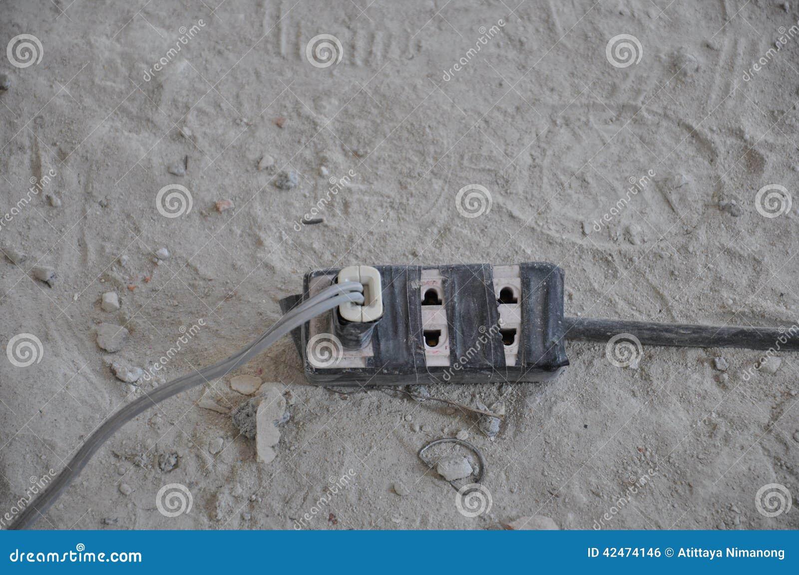Gefährlicher Stecker
