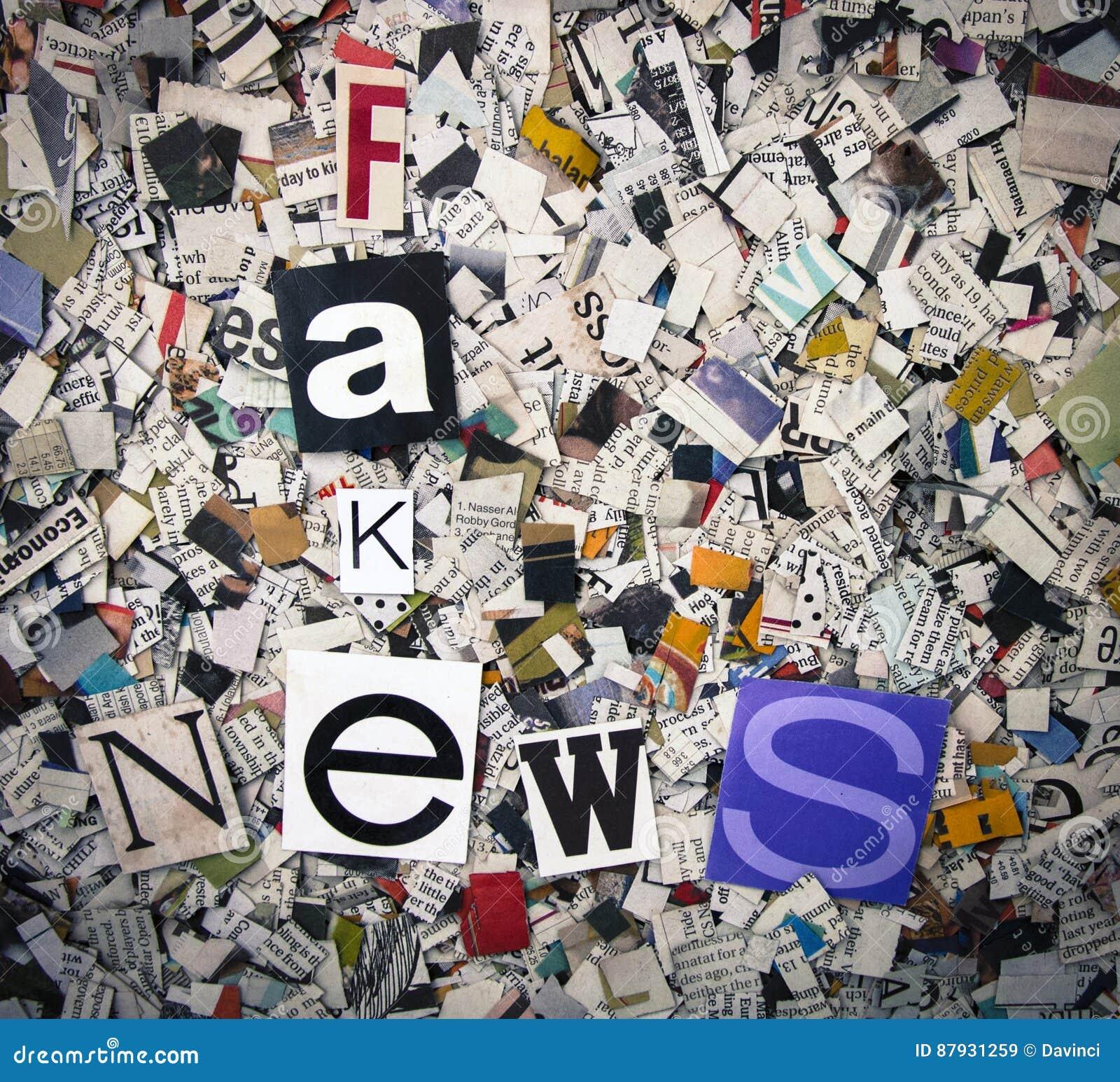Gefälschte Nachrichten