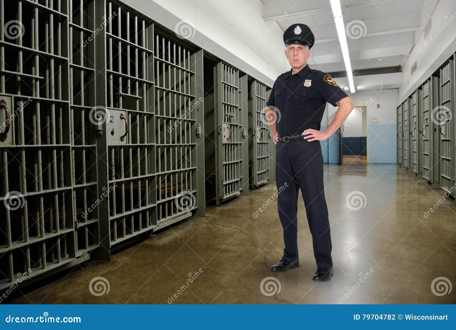 Gefängnis, Gefängnis, Strafverfolgung, Polizei