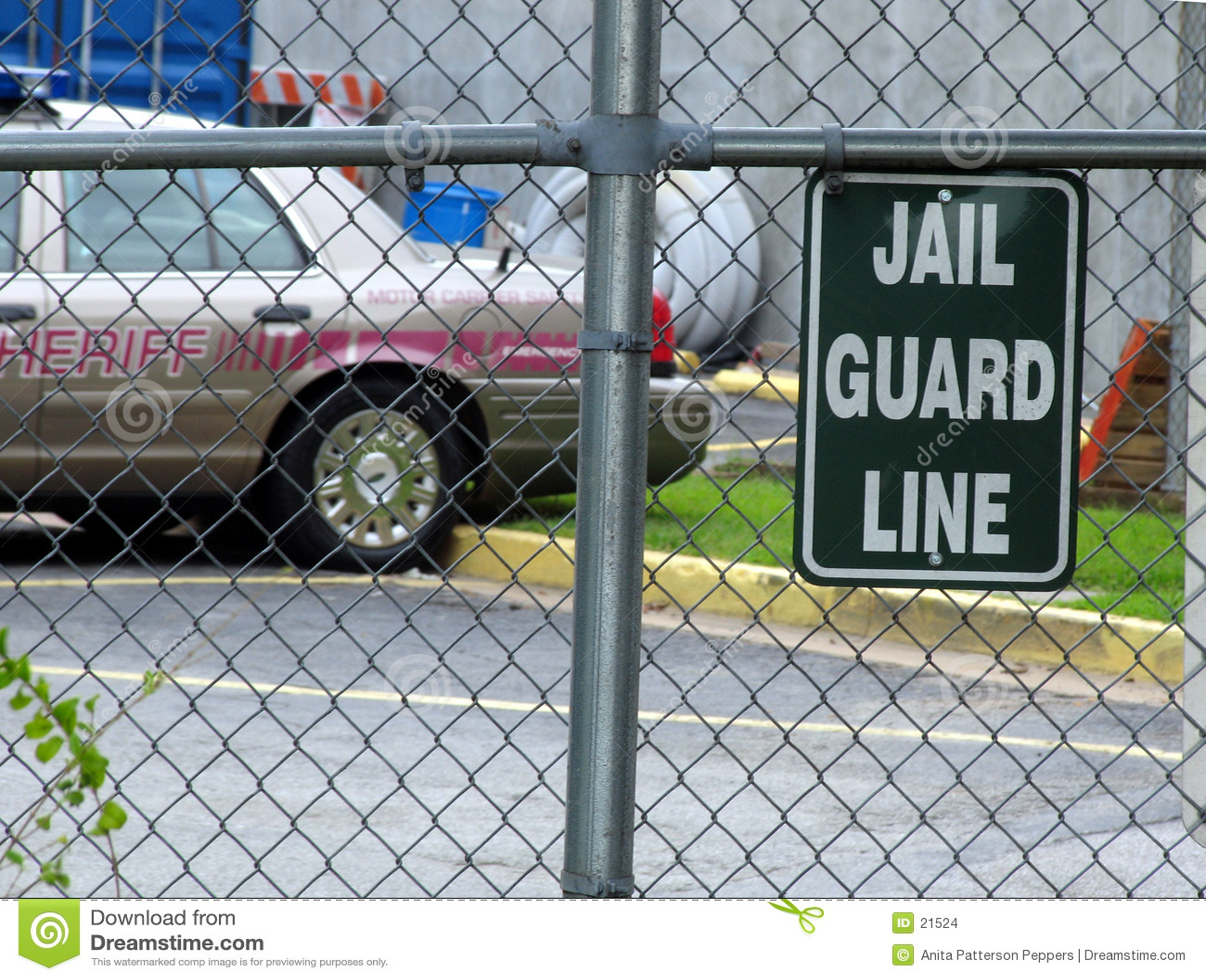 Gefängniszeichen