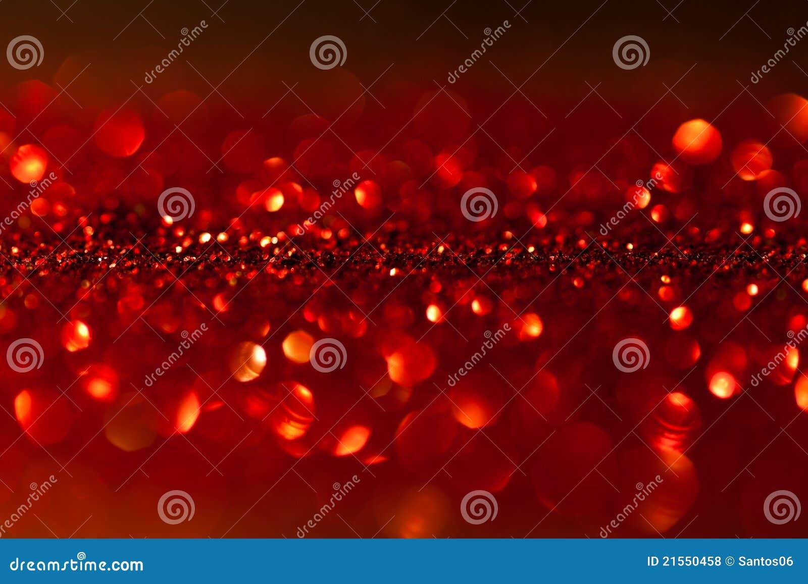 gefunkelter roter hintergrund weihnachten stockfoto. Black Bedroom Furniture Sets. Home Design Ideas