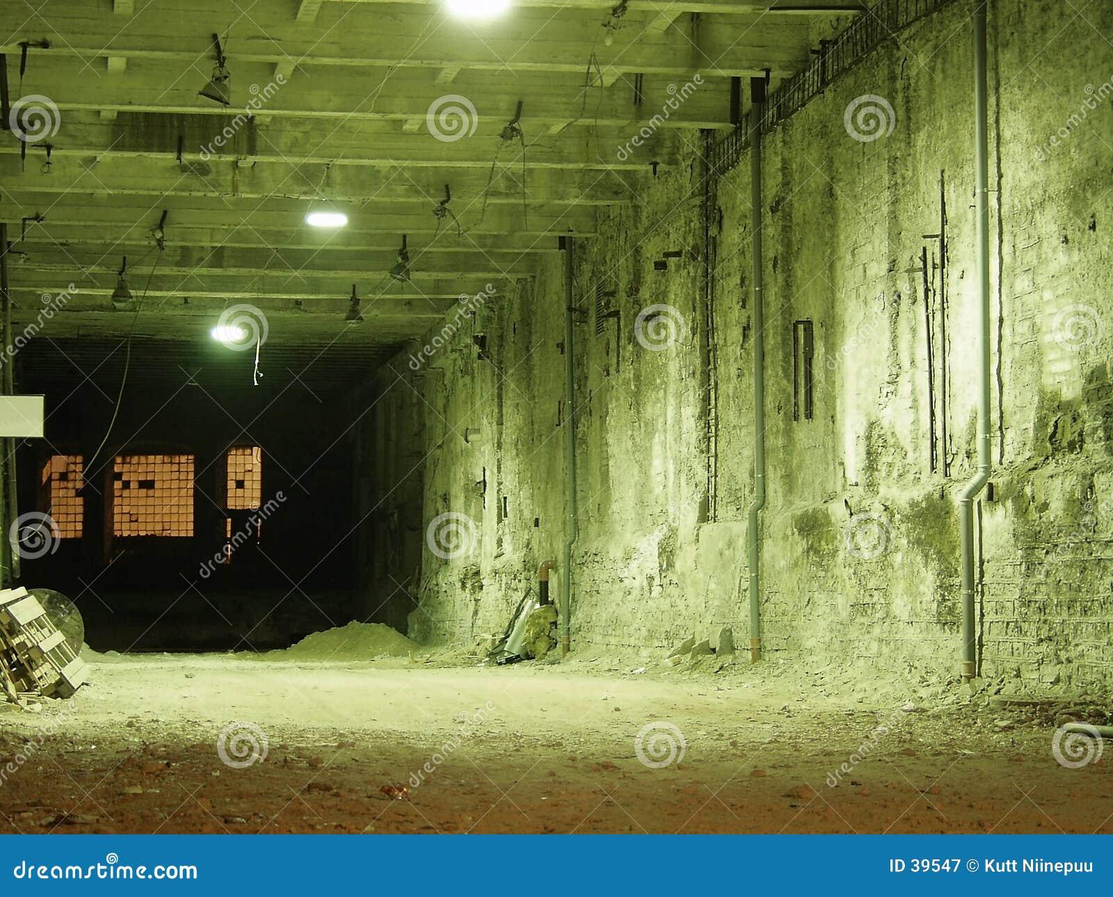 Gegaane industriële 8