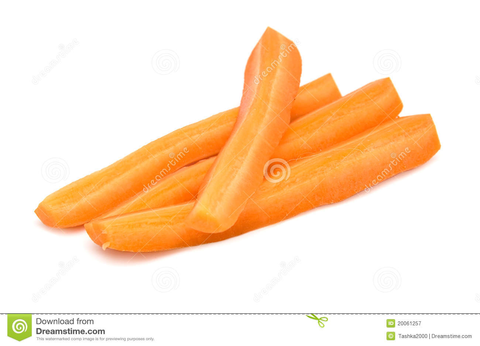 Gehakte wortel