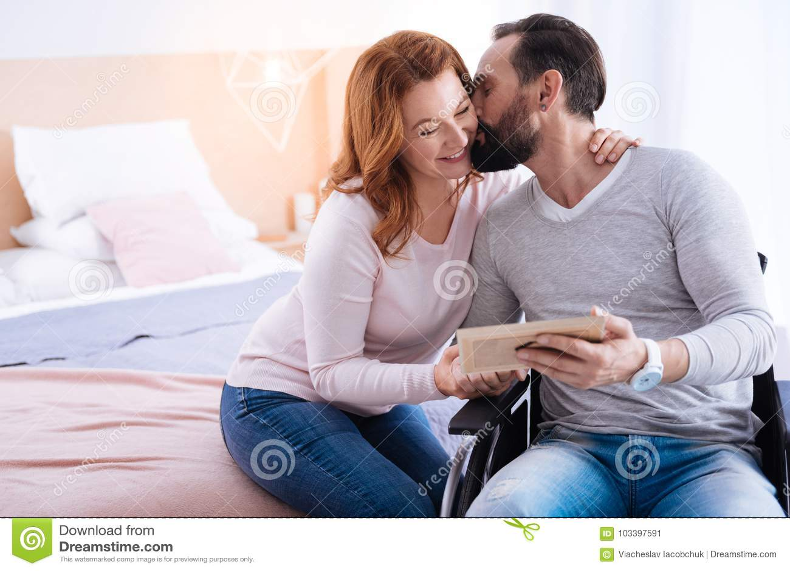 Dating verlamd man