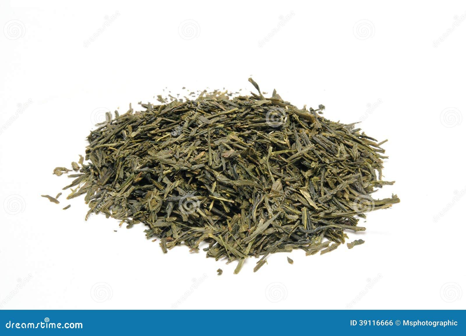 Gehele blad groene thee