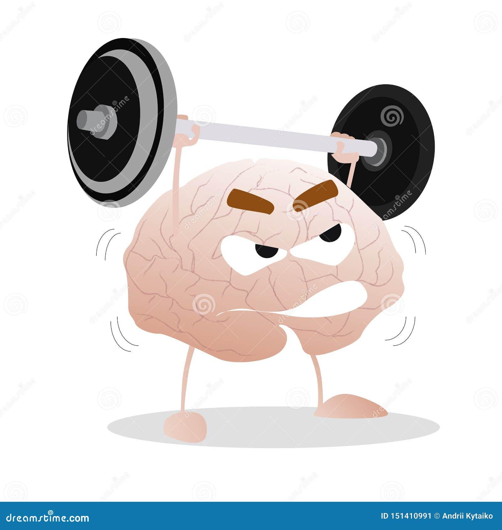 Gehirntraining mit Barbell