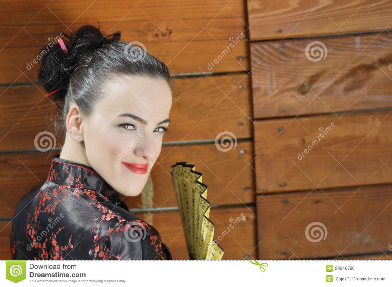 Free geisha girl pictures