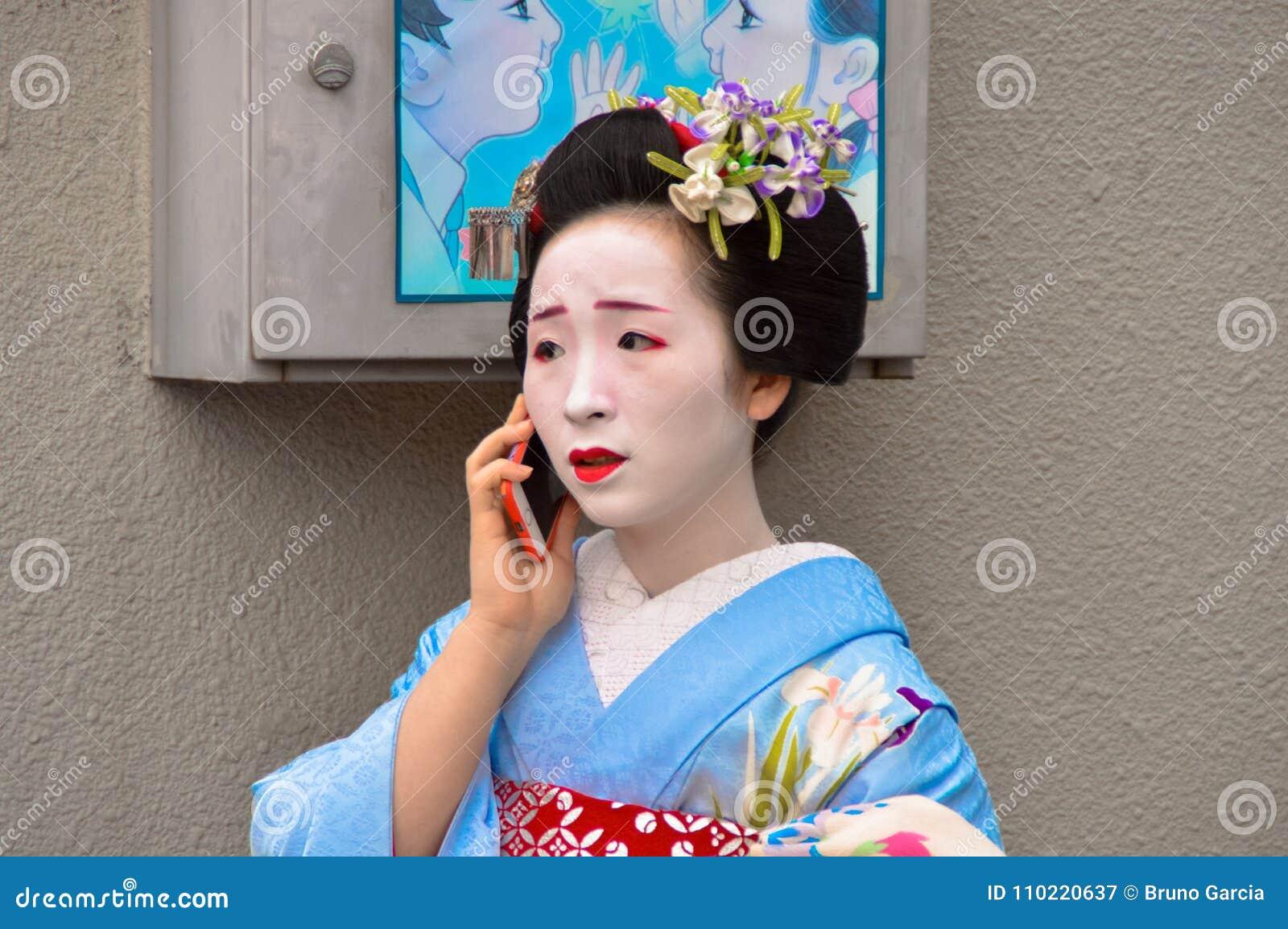 Geisha at Gion