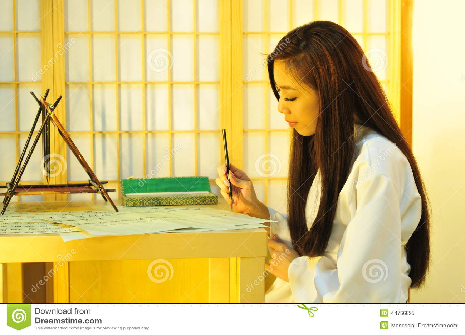 essay about geishas