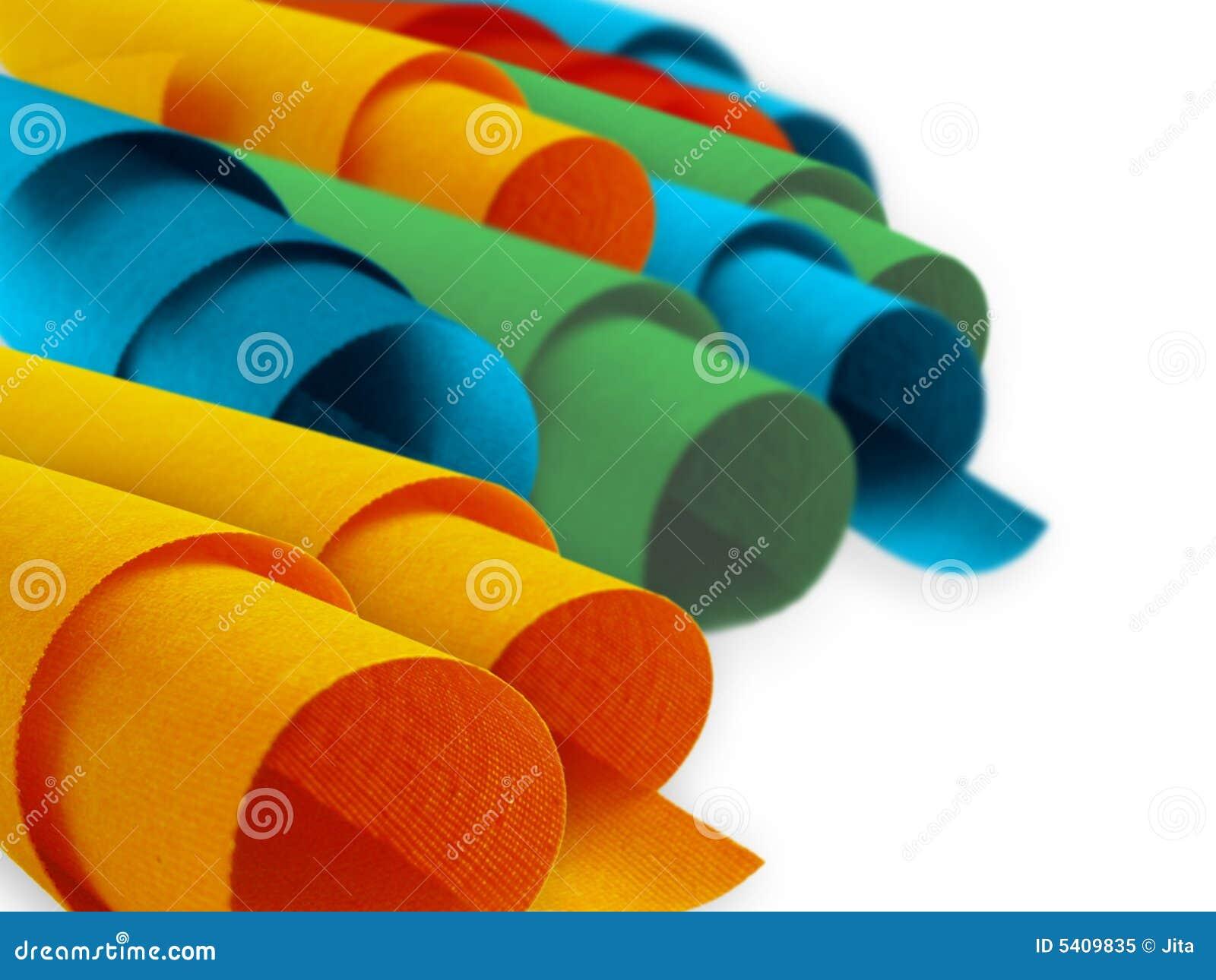 Gekleurd bookcloth