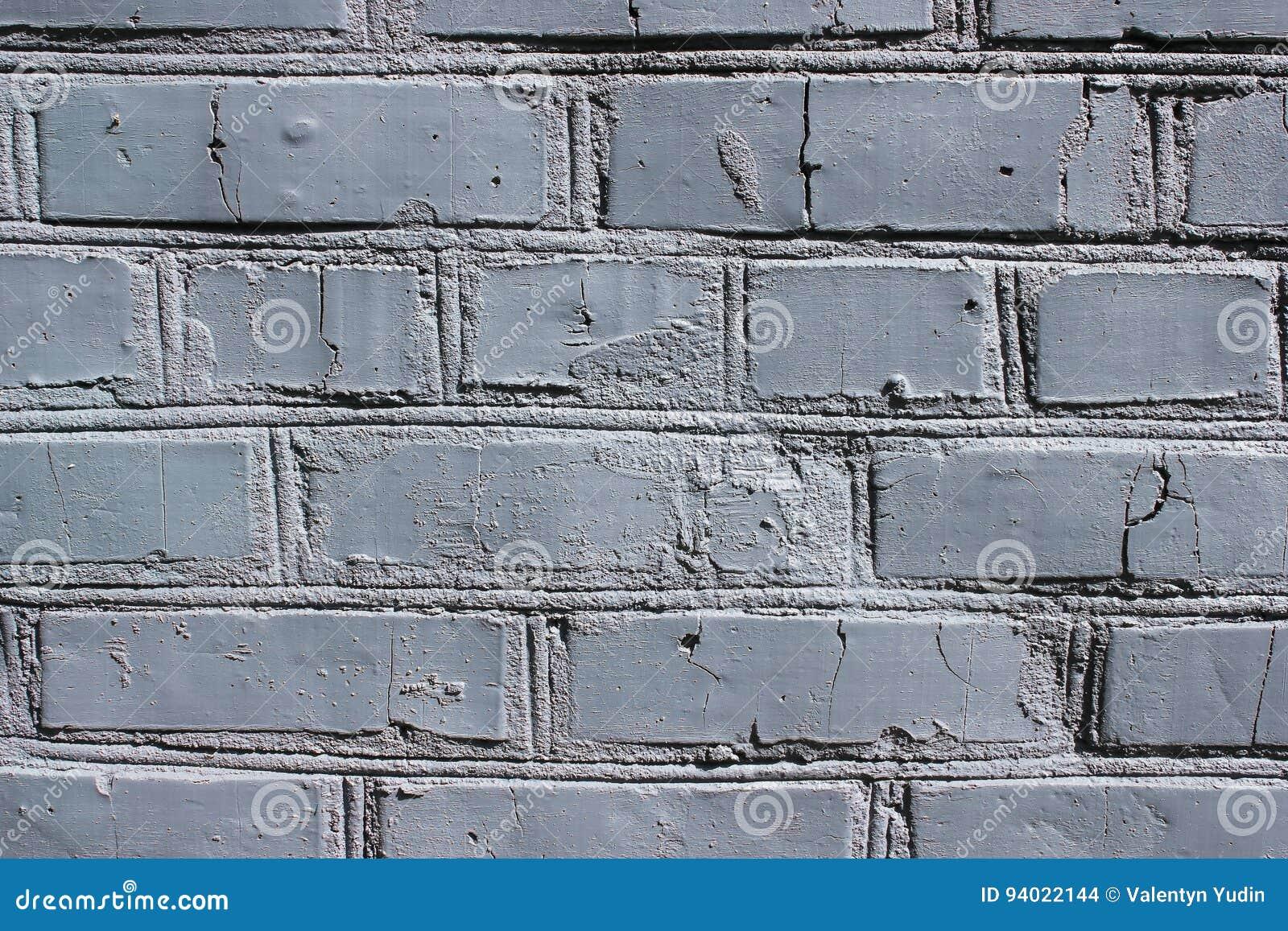 Gekleurde bakstenen muur in grijze kleur stock foto afbeelding 94022144 - Grijze kleur donkerder ...