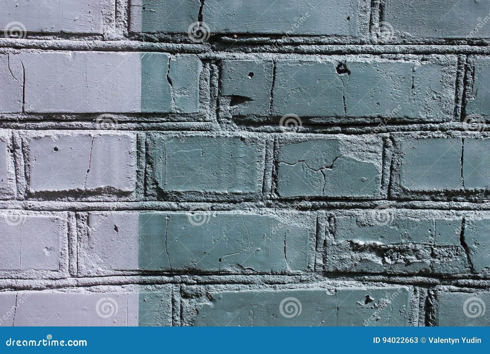 Gekleurde bakstenen muur in grijze kleur stock foto afbeelding 94022663 - Grijze kleur donkerder ...