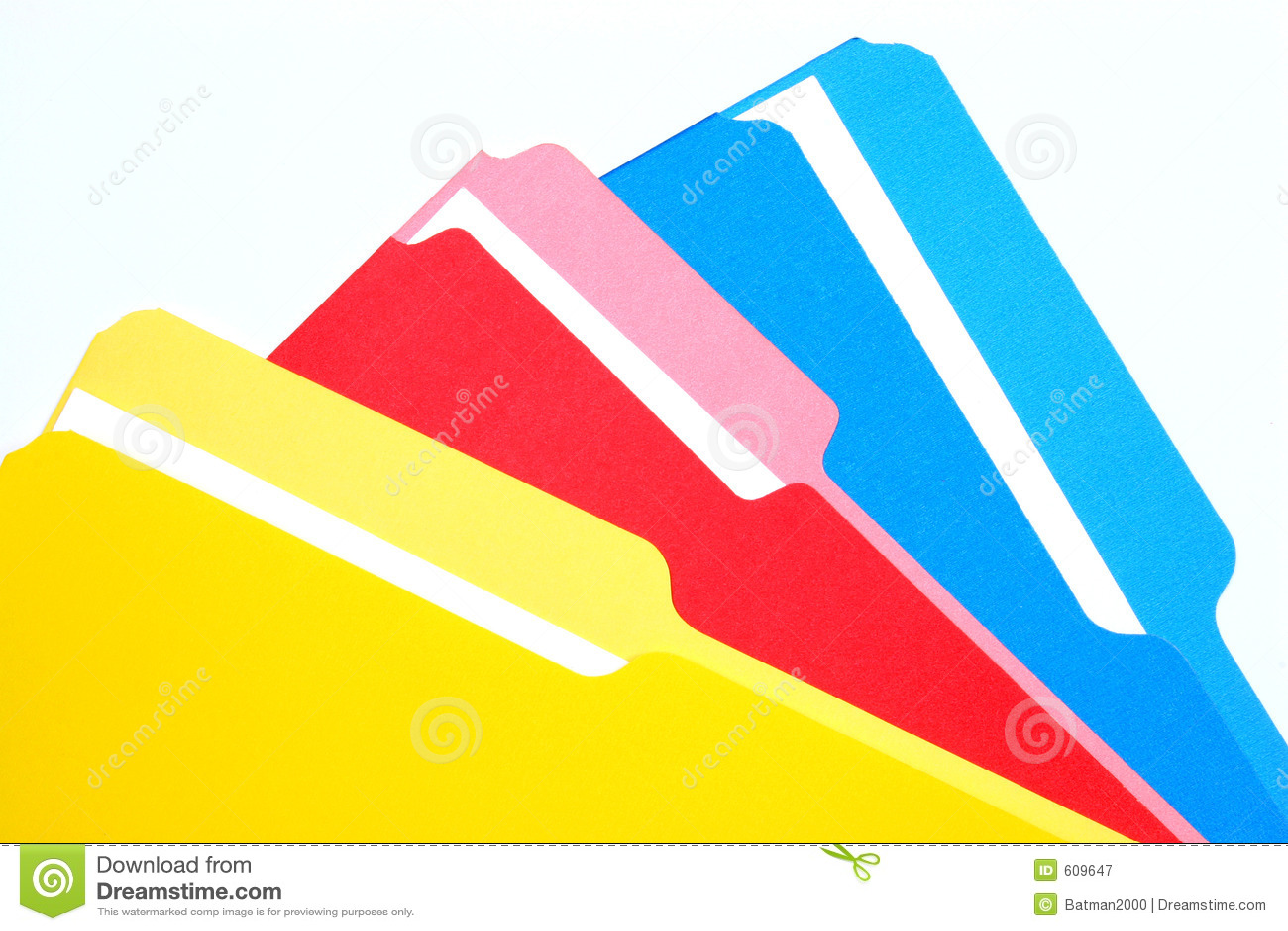 Gekleurde omslagentricolor