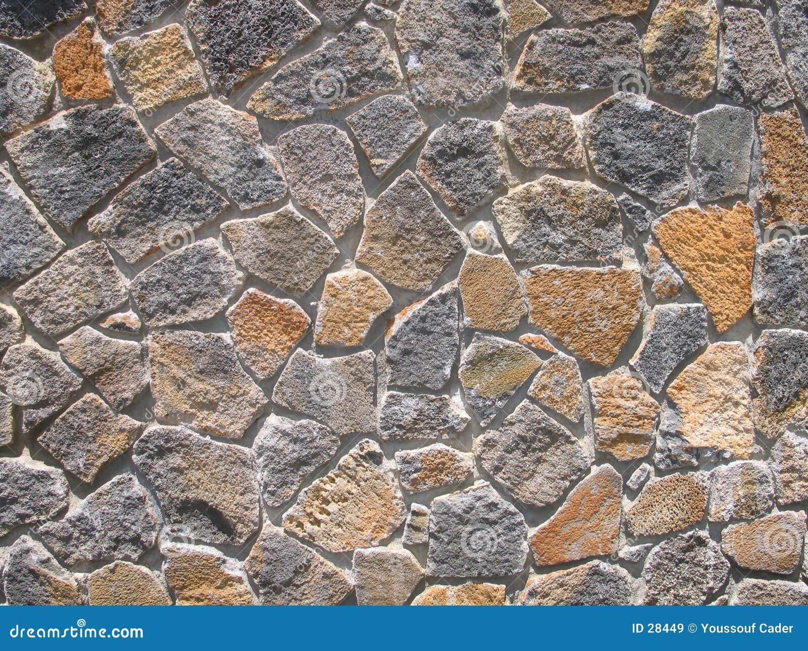 Gekleurde rotsen