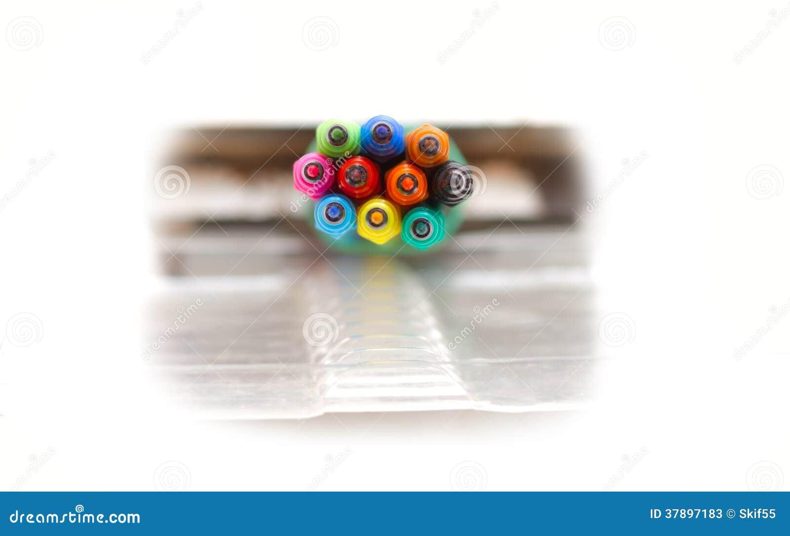Gekleurde tellers