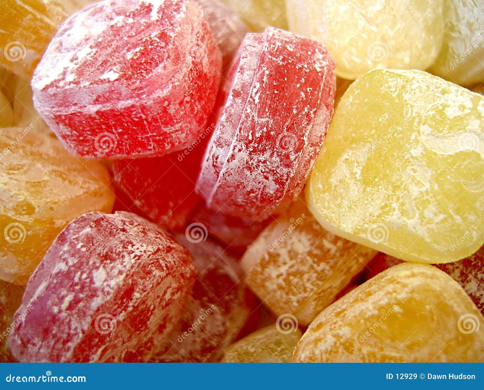 Gekochte Bonbons