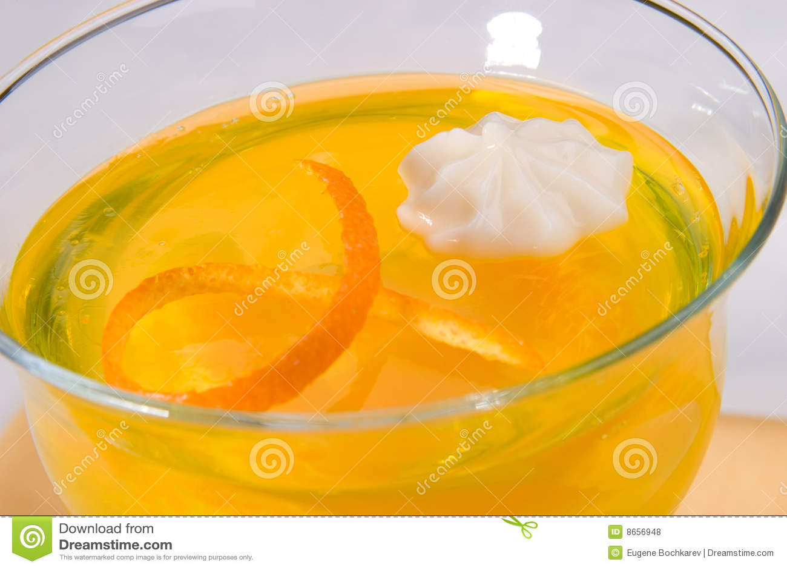 Gelée d orange de Champagne