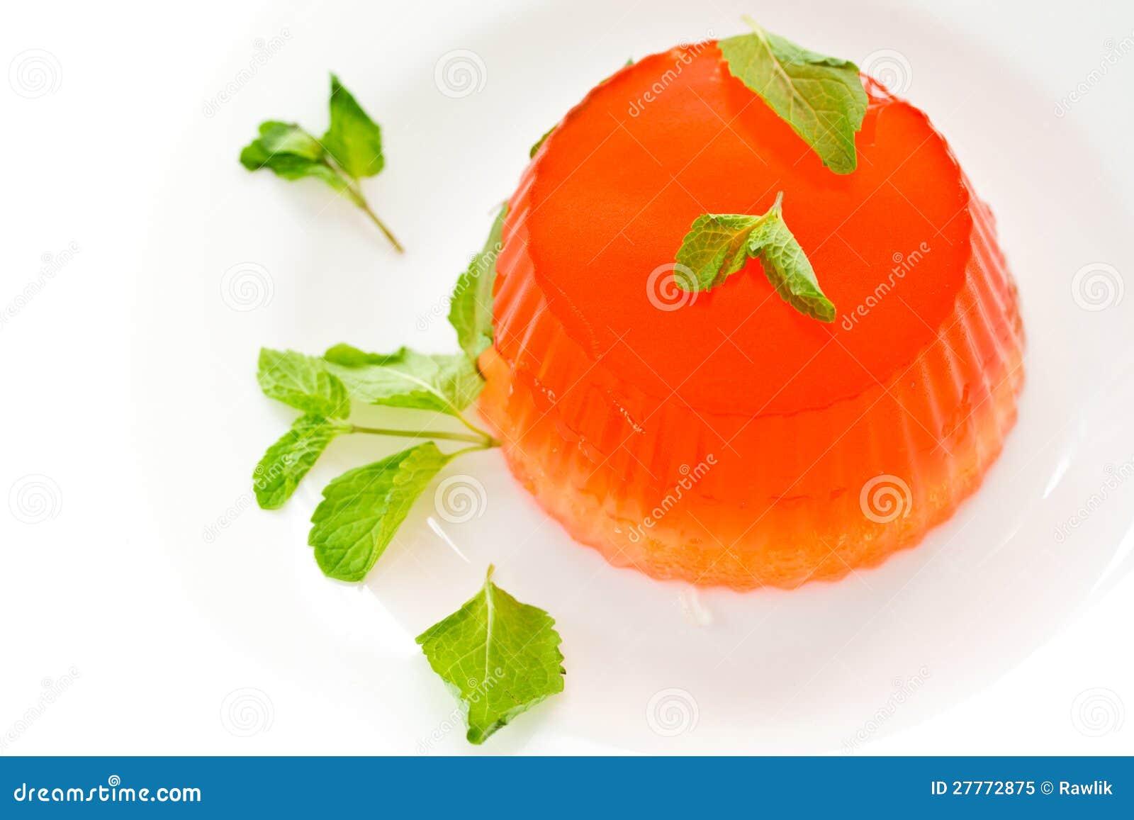 Gelées de fruit