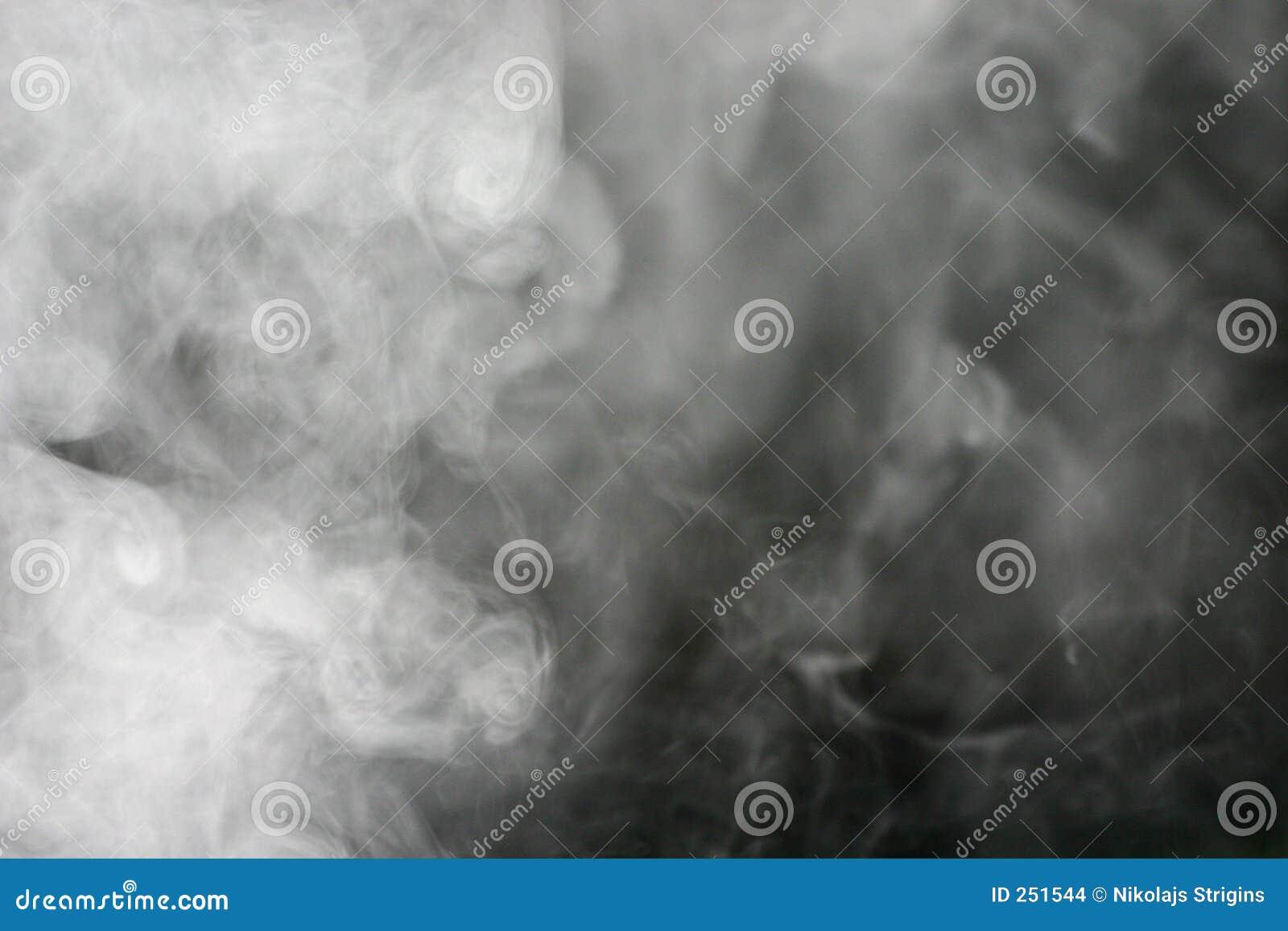 Gelaagde rook