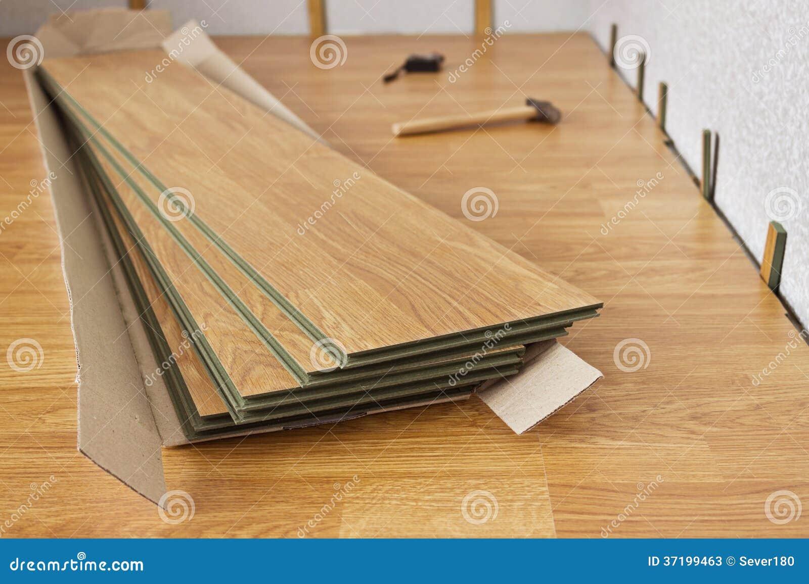 Gelamineerde panelen de kleur van het hout stock afbeelding afbeelding 37199463 - Kleur van meisjeskamers ...