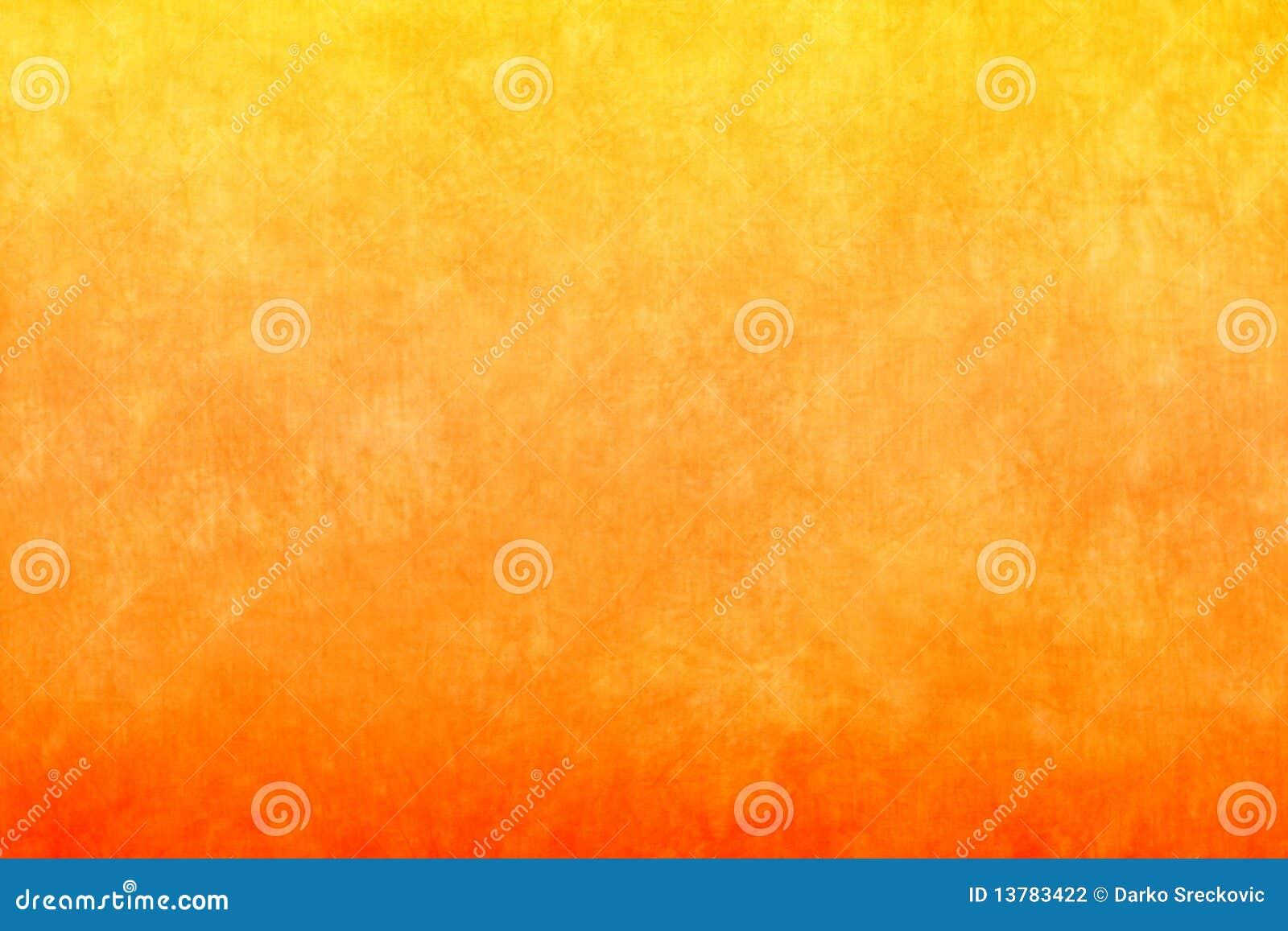 Gelb-orangeer Hintergrund