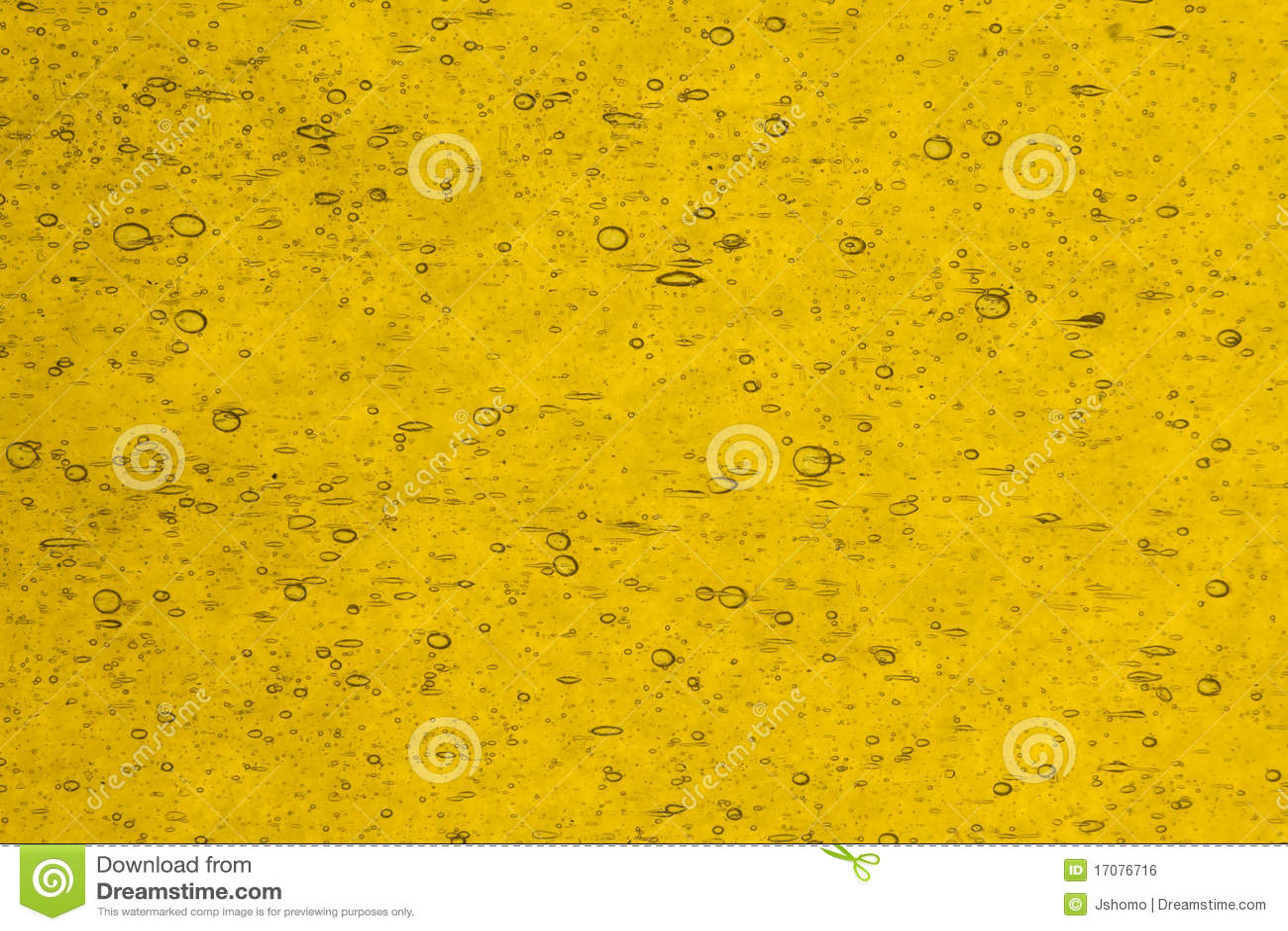 Gelbe Antike des Buntglases